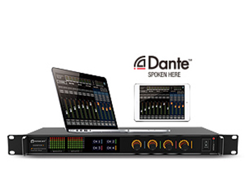 CONFER X 64-channel digital automatic mixer
