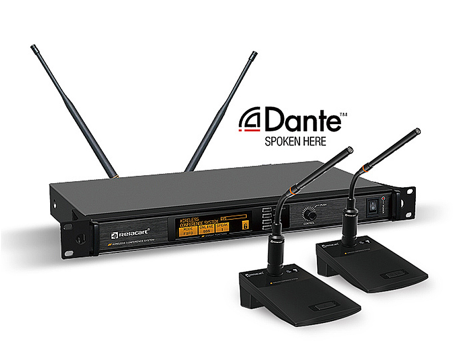 WDC-903 Wireless Conference Discussion System