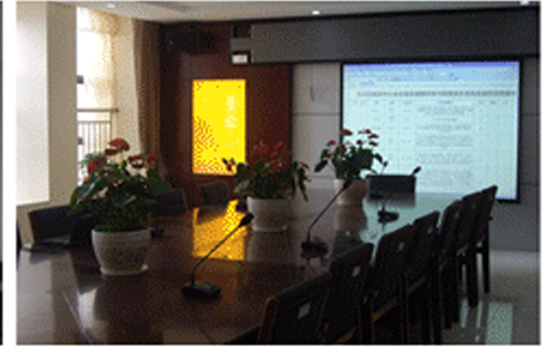 """Wireless—Relacart"" Conference Systems applied in CDC, Tianyuan, Zhuzhou City"