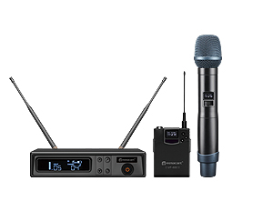 UR-223S Single Channel True Diversity Wireless Microphone System