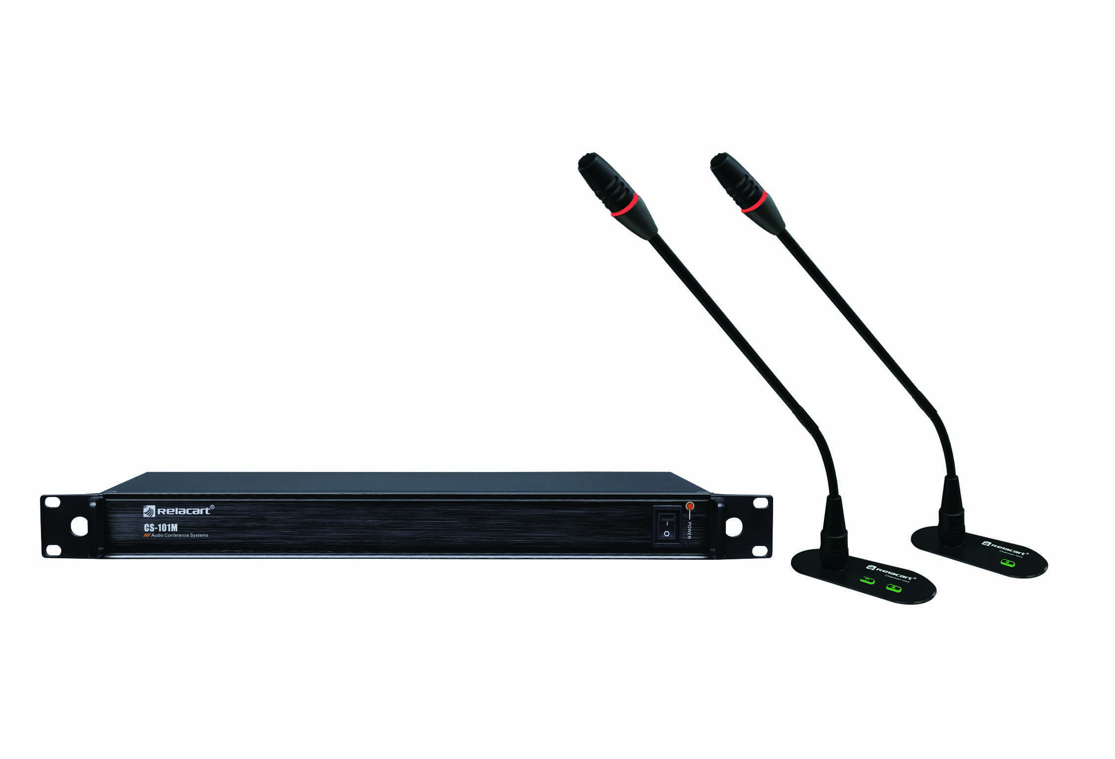 CS-101B Embedded Conferencing Discussion System with automatic video tracking